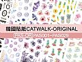 PAS-ORCatwalk Nail sticker-ORIGINAL