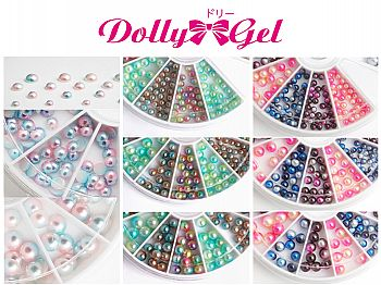 RL-Pearl  Mix Dolly Gel Pearl  Mix