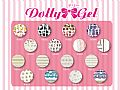 RS-Sticker Dolly Gel sticker